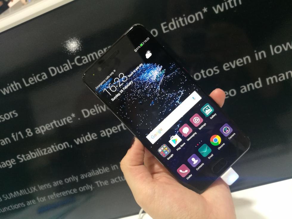 Huawei P10 y P10 Plus