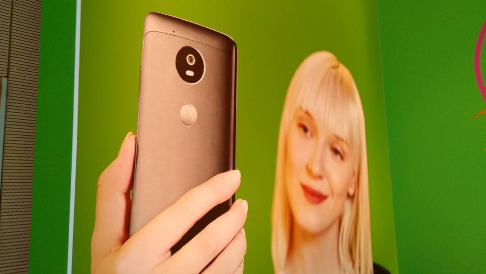 Primeras fotografías de la cámara del Moto G5