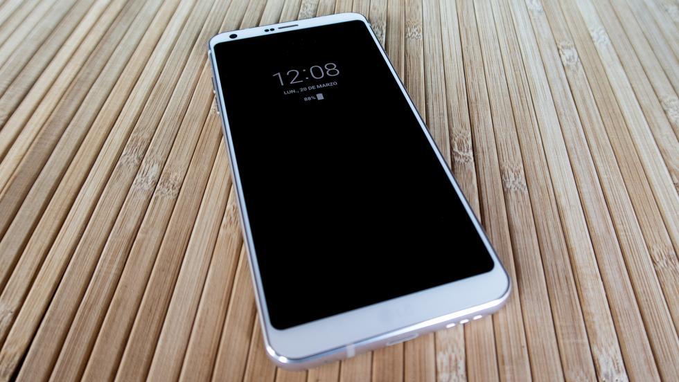 Galería de fotos del LG G6