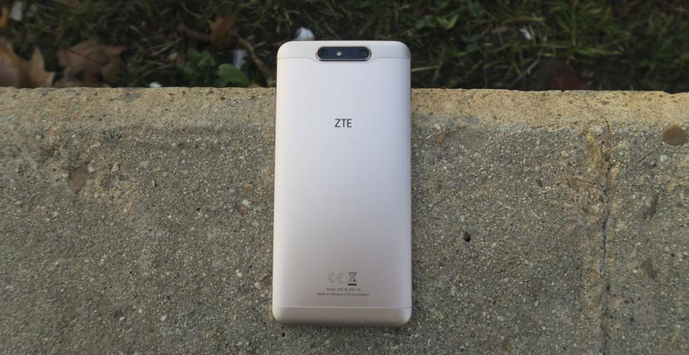 ZTE Blade V8, análisis y opiniones