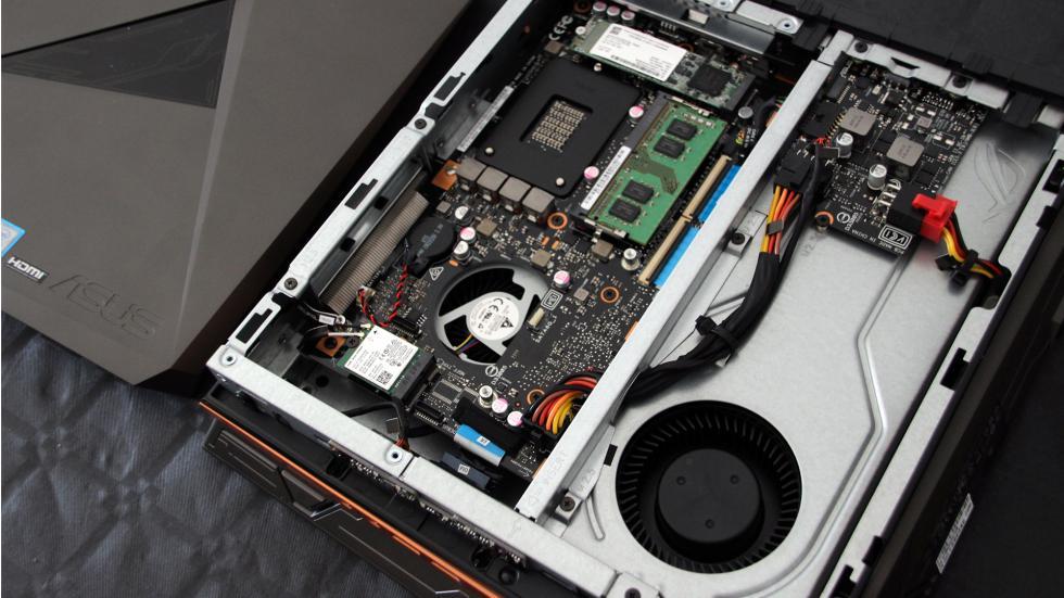 Asus ROG GR8 II, Hardware