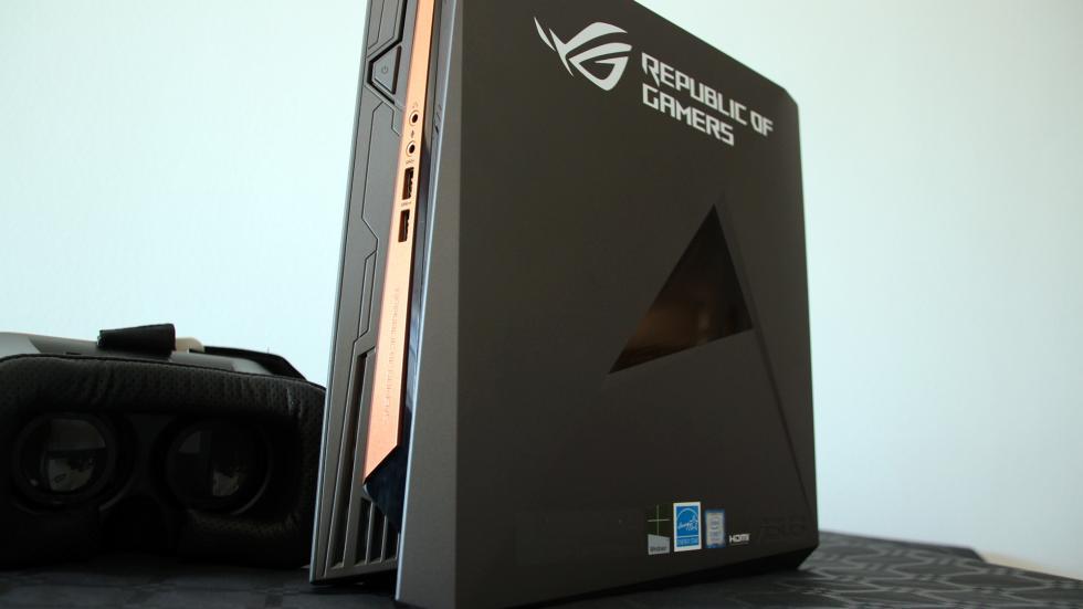 Asus ROG GR8 II, Diseño