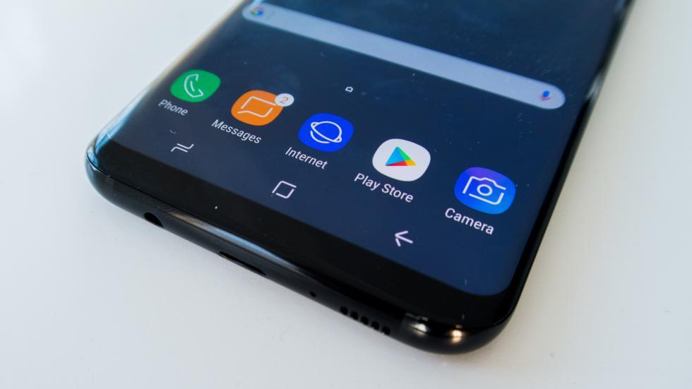 Galería de imágenes del Samsung Galaxy S8 y S8+