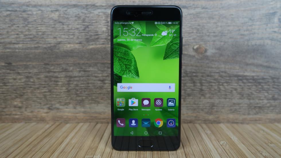 Huawei P10 Plus, análisis. En esta galería puedes ver a fondo el diseño de este móvil