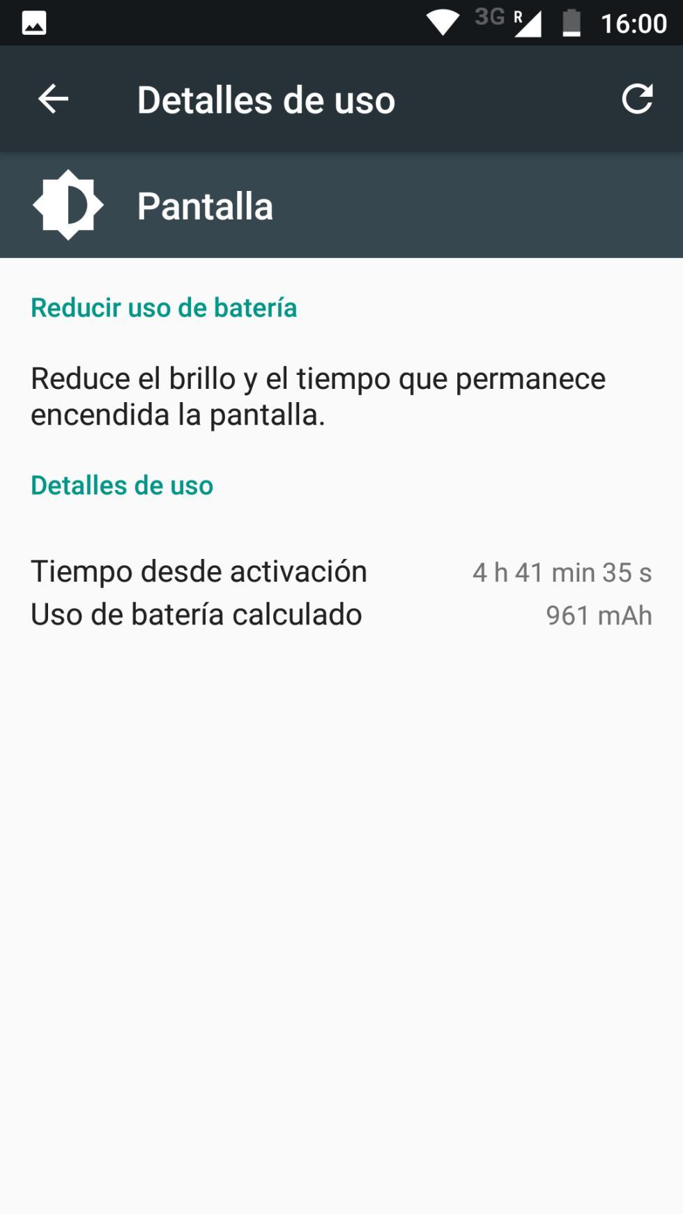 Batería del Moto G5 Plus: consumo, autonomía y opciones de ahorro
