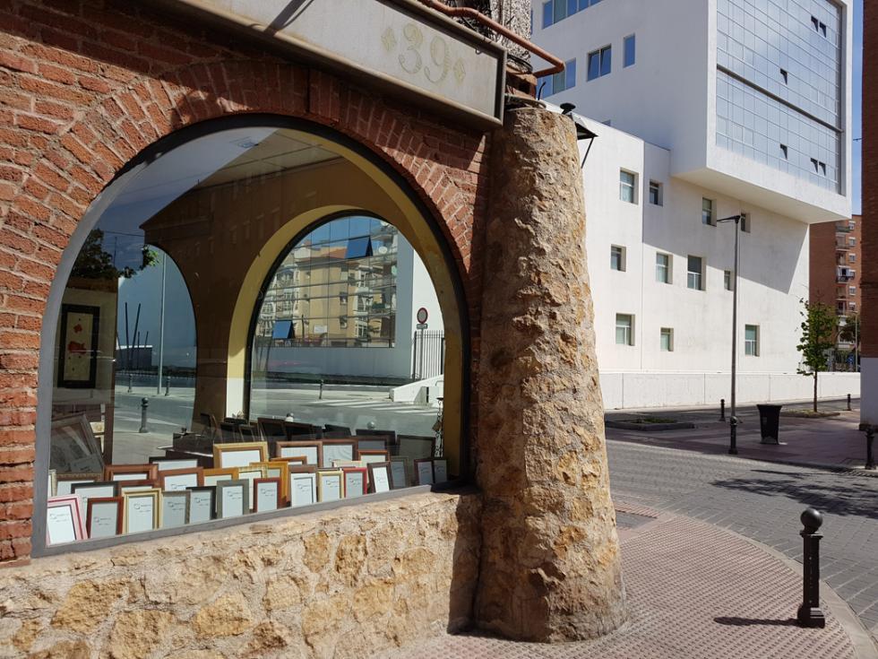 La cámara del Galaxy S8+ en la ciudad: en interiores y exteriores