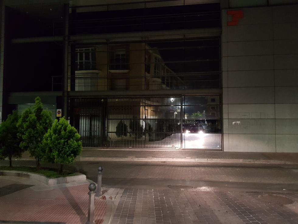 De noche: la cámara del Galaxy S8+ en fotos nocturnas