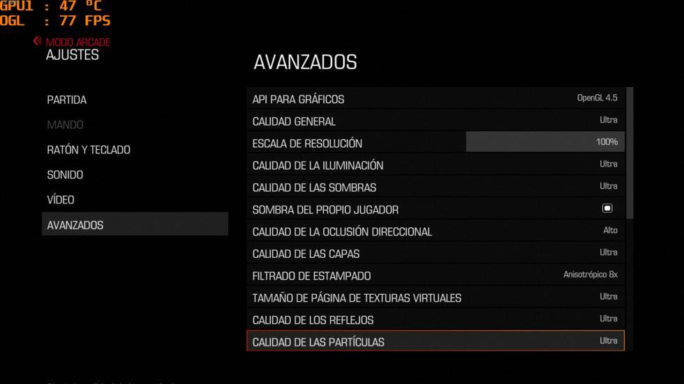 Benchmarks del Acer Aspire VX 15Benchmarks del Acer Aspire VX 15
