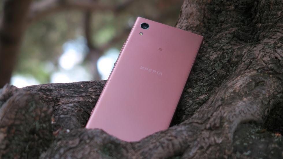 Galería de fotos del Sony Xperia Xa1
