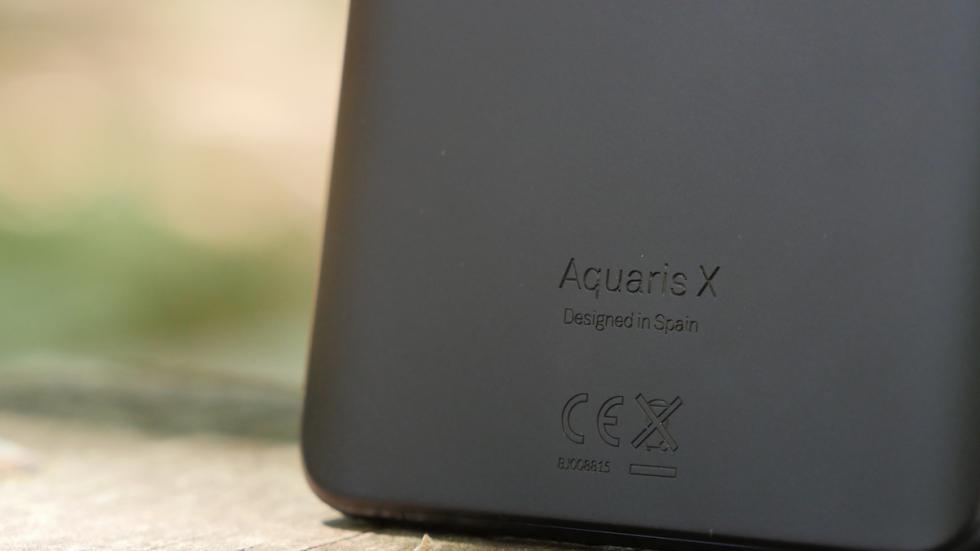 Review y analisis bq aquaris x