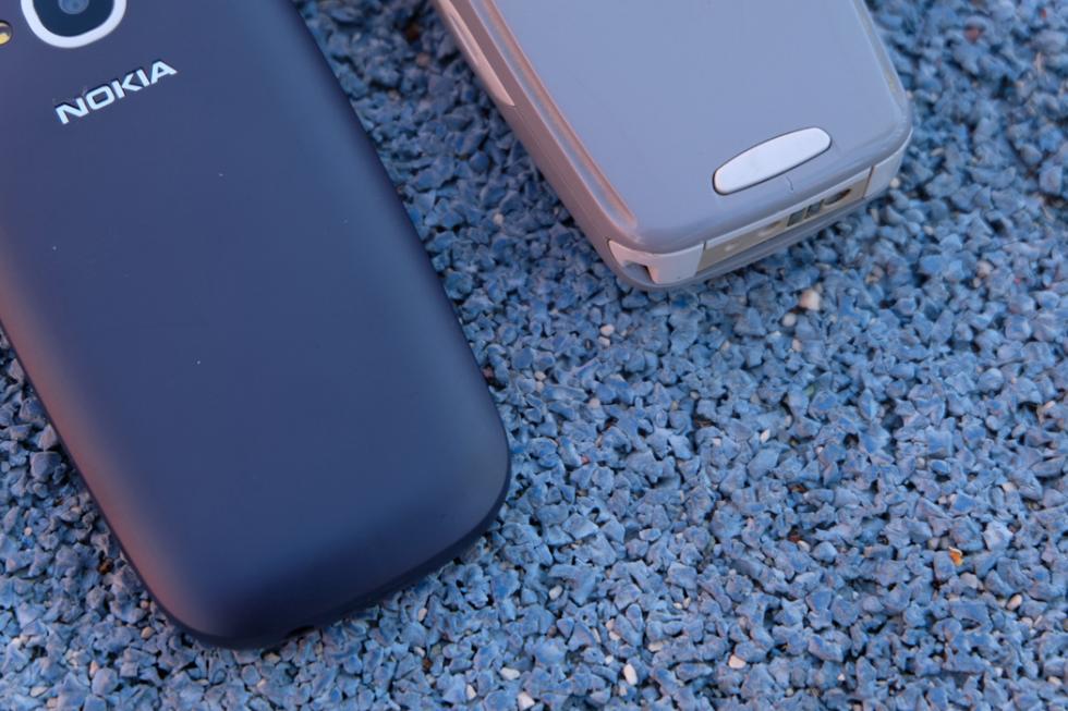 Fotografías del Nokia 3310 (2017): el mítico móvil está de vuelta
