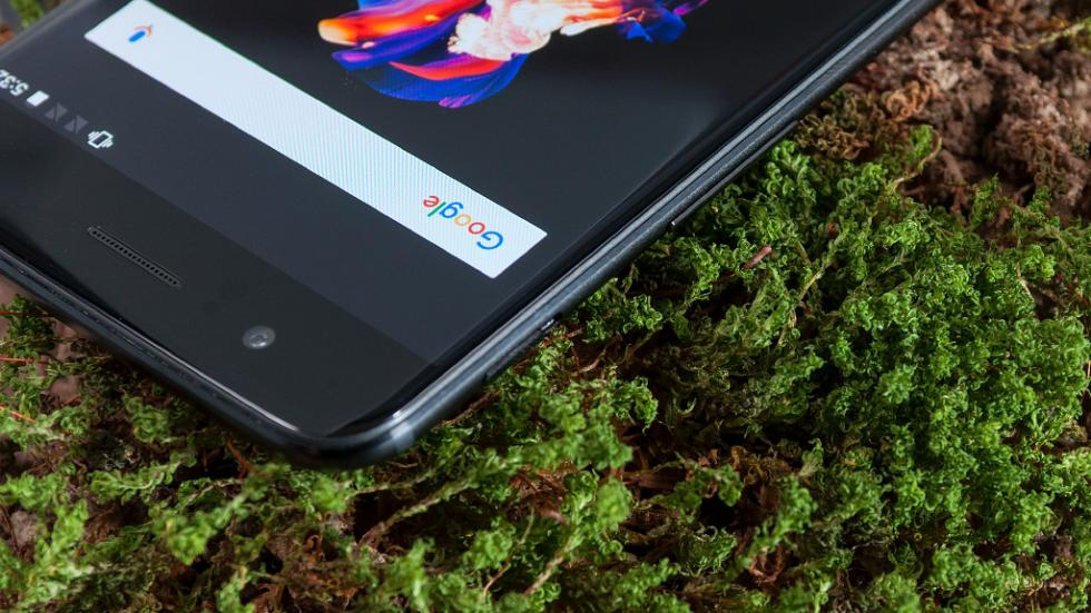 Cámara frontal OnePlus 5