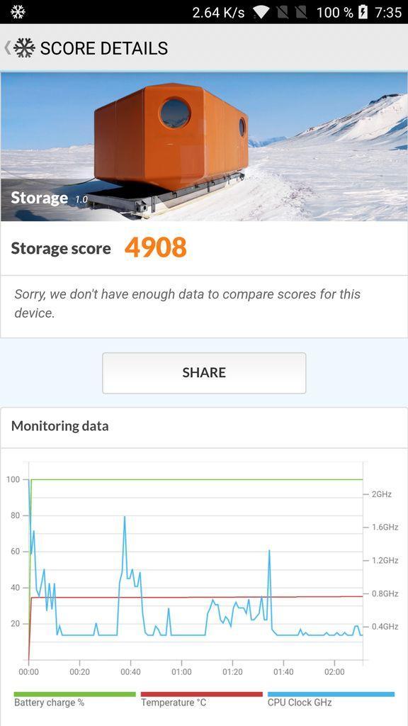 OnePlus 5 (Benchmark)