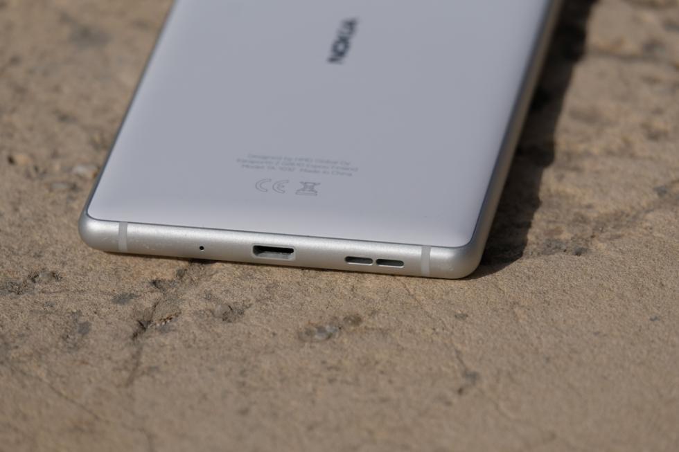 Diseño del Nokia 3: Fotos del móvil de gama de entrada