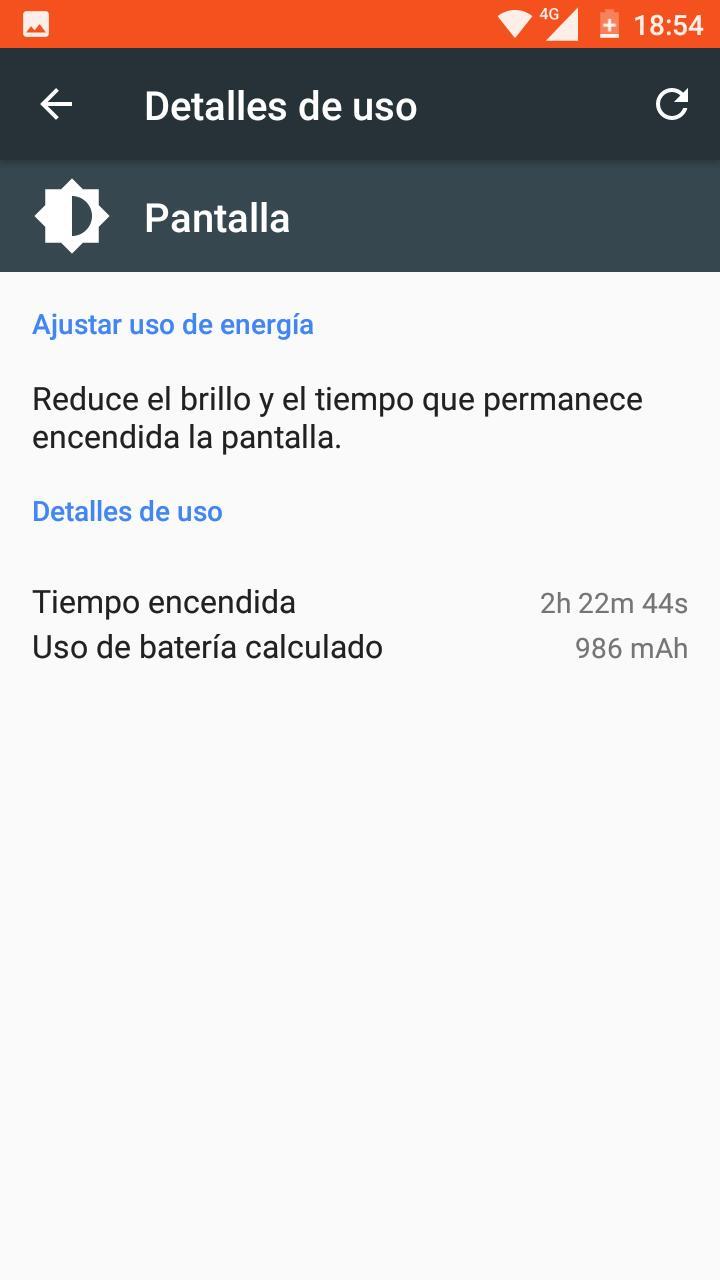 Batería del Nokia 3: consumo, autonomía y opciones de ahorro