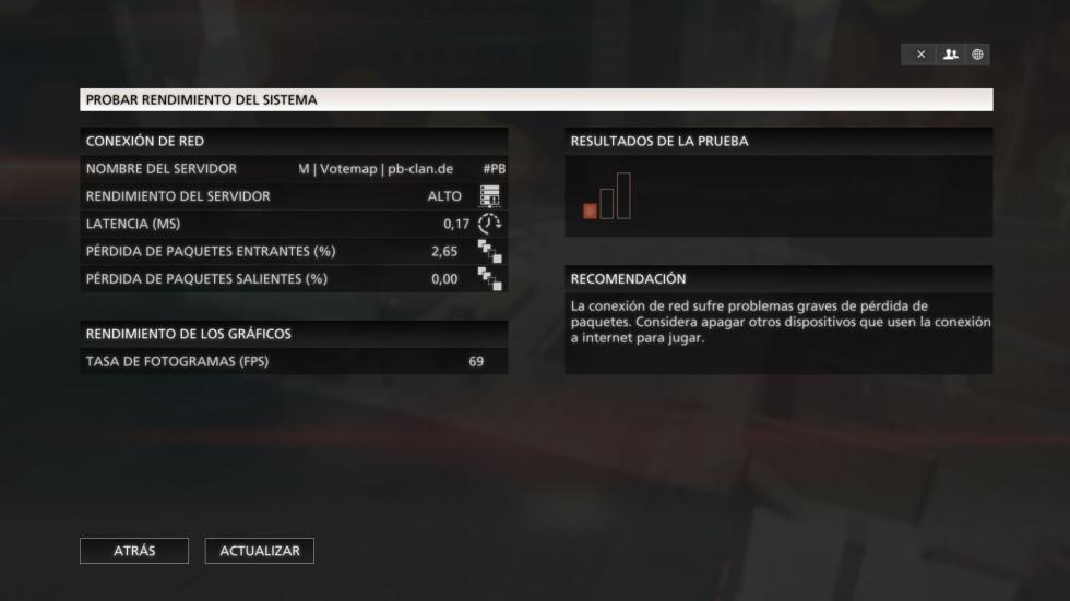 MSI GS43VR 7RE Phantom Pro, rendimiento en juegos