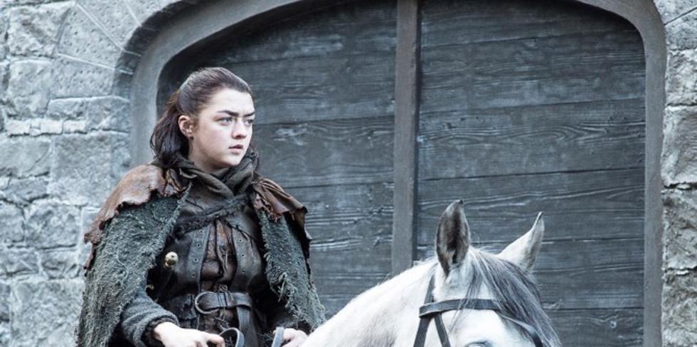 La lista de Arya Stark es más larga en los libros. Esto se debe a que alguno de los personajes secundarios que quiere matar ni siquiera aparecen en la serie.