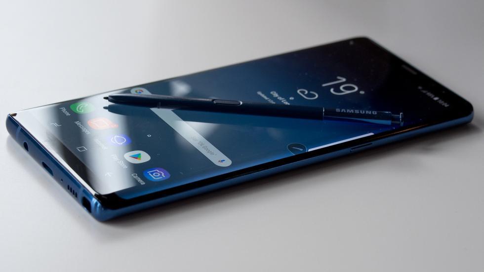 Galería de imágenes del Samsung Galaxy Note 8: así es su nuevo diseño