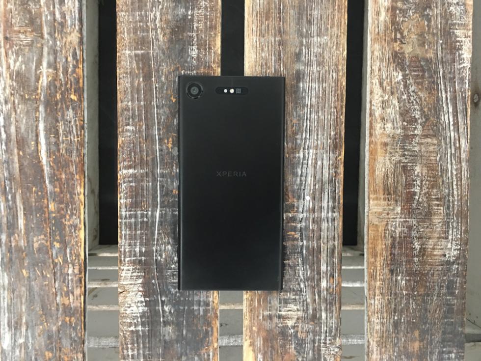 El Sony Xperia XZ1