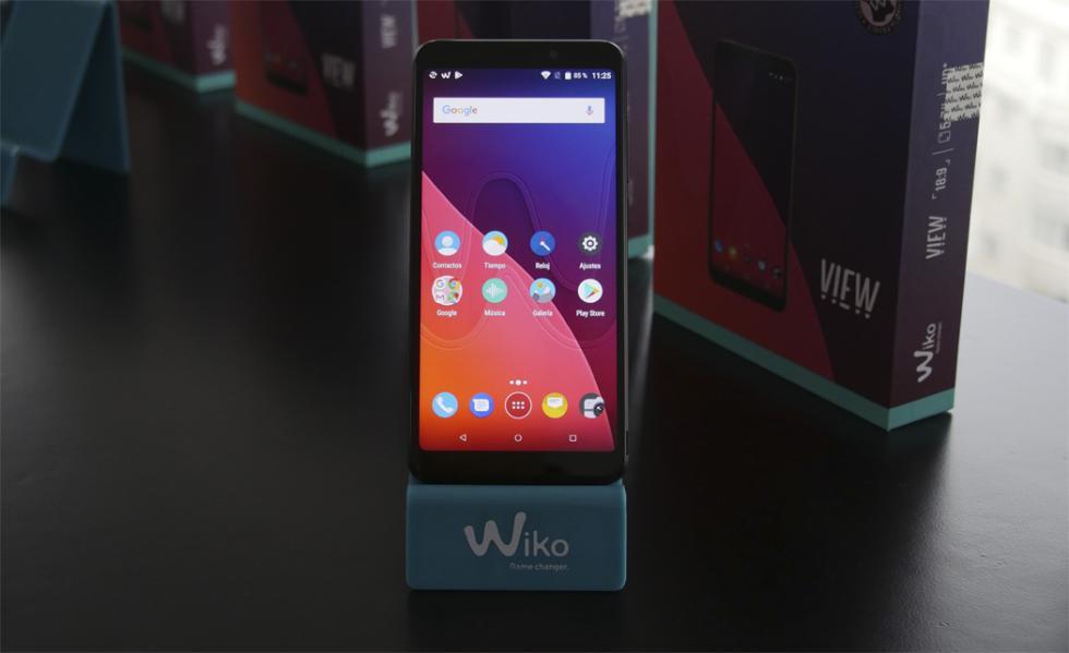 Wiko View, fotografías del móvil con pantalla infinita por menos de 200 euros