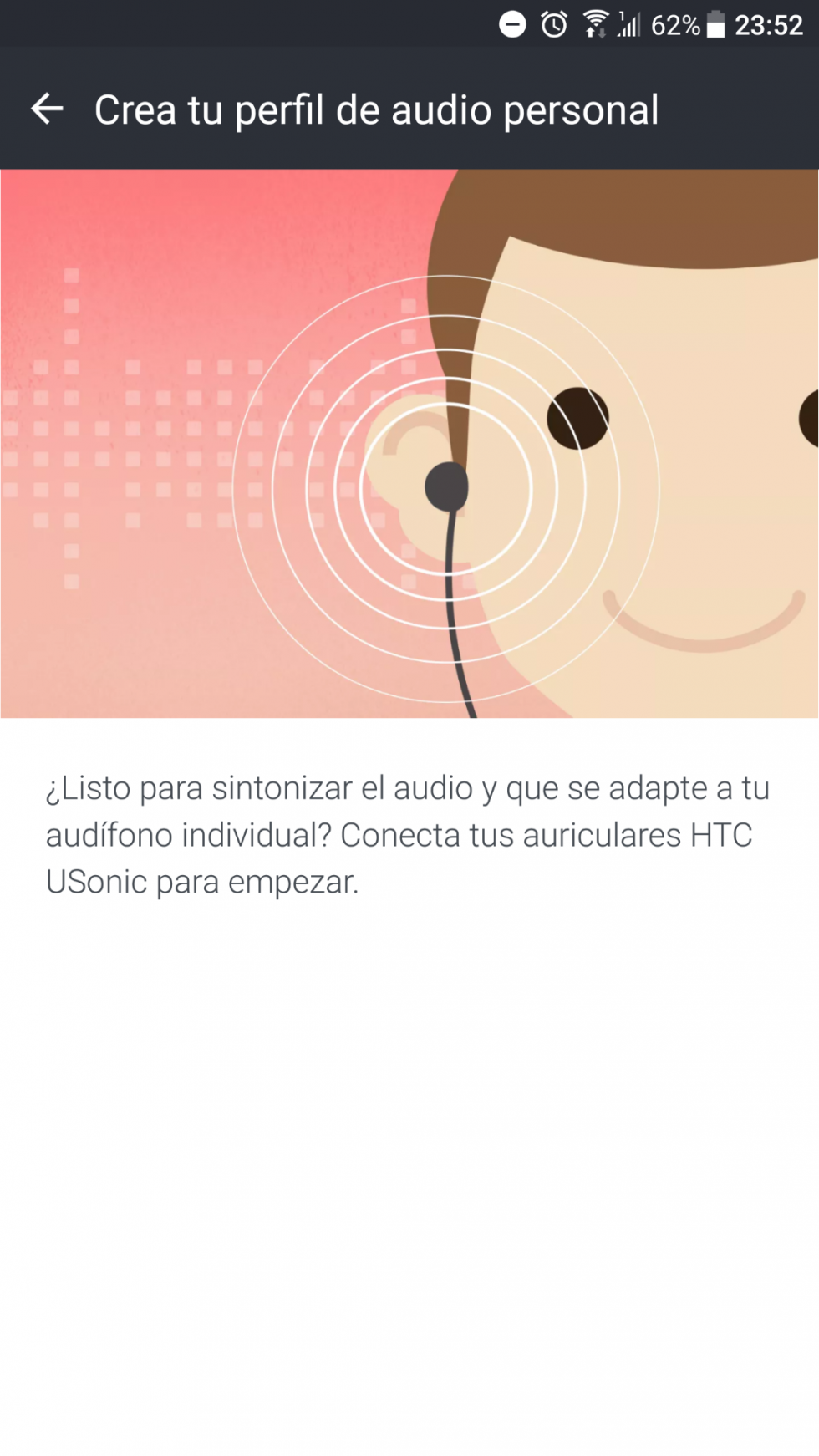 Software del HTC U11: Sense UI