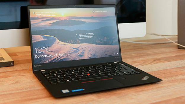 Lenovo Thinkpad X1 Carbon 5th: galería de imágenes