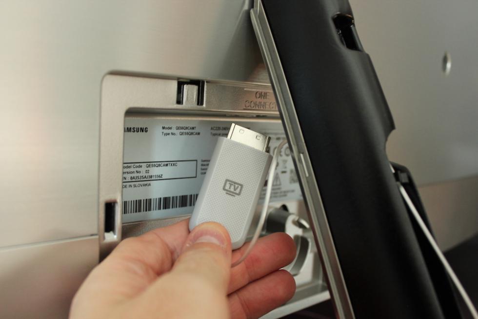 Samsung Q8C QLED QE55Q8CAMTXXC
