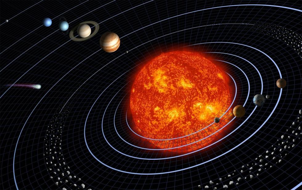 Mercurio no es el planeta más caliente, pese a ser el más cercano al sol. La temperatura no depende tanto de la proximidad a la estrella como de la atmósfera. Por eso Venus es mucho más cálido.