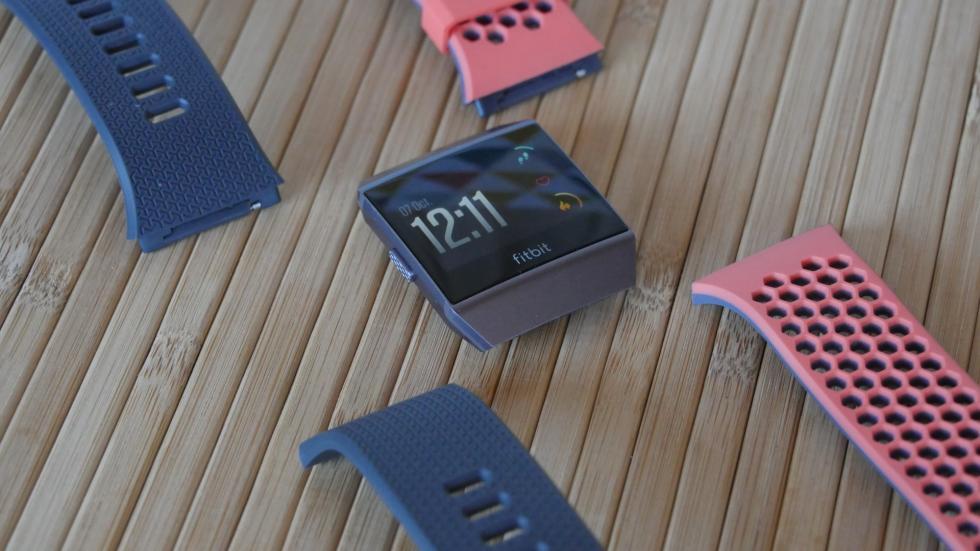 Fitbit Ionic: galería de imágenes del nuevo smartwatch