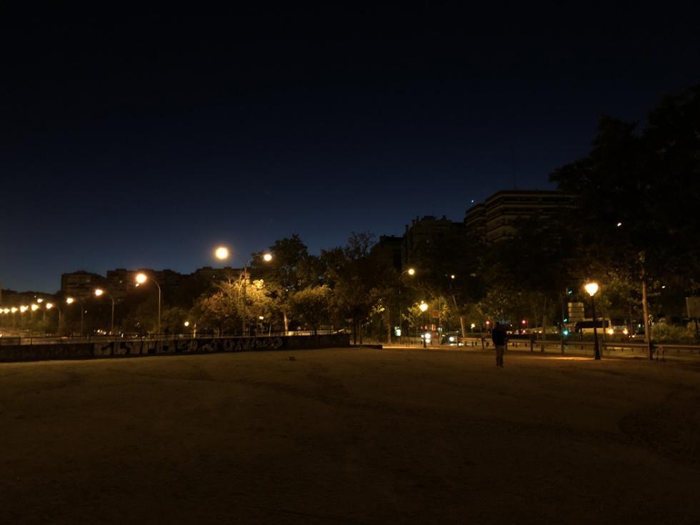 iPhone 8 Plus por la noche: así son las fotografías que hace la cámara
