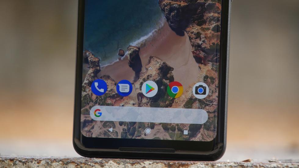 Diseño del Pixel 2 XL: Fotos del móvil de gama alta