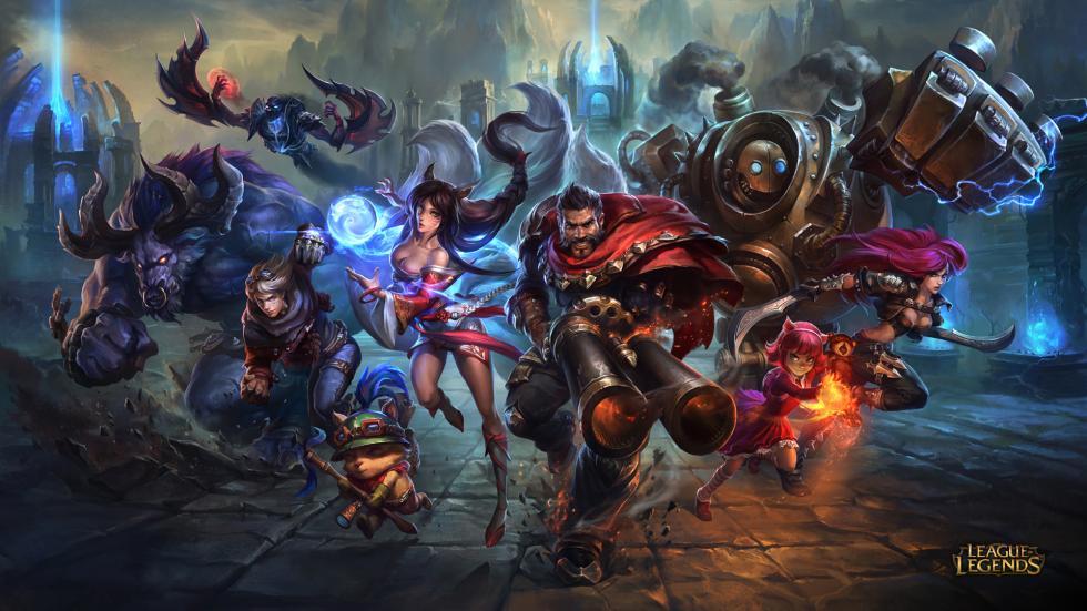 Fondos de pantalla de League of Legends