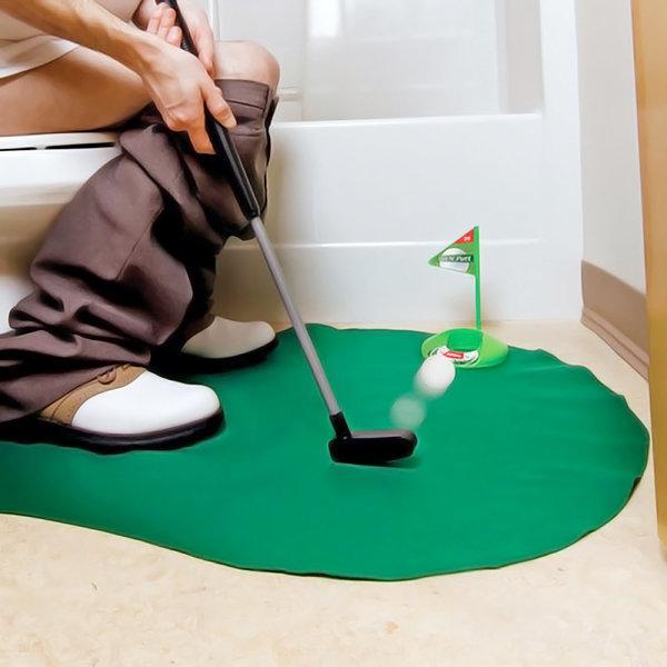 golf para el baño