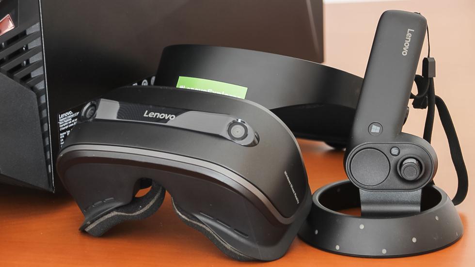HMD Lenovo Explorer