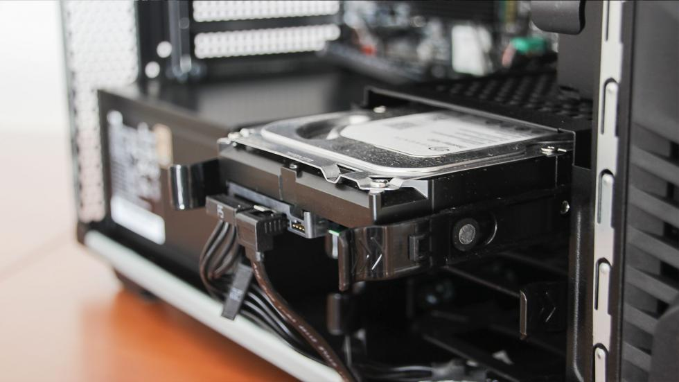 Fácil montaje de componentes