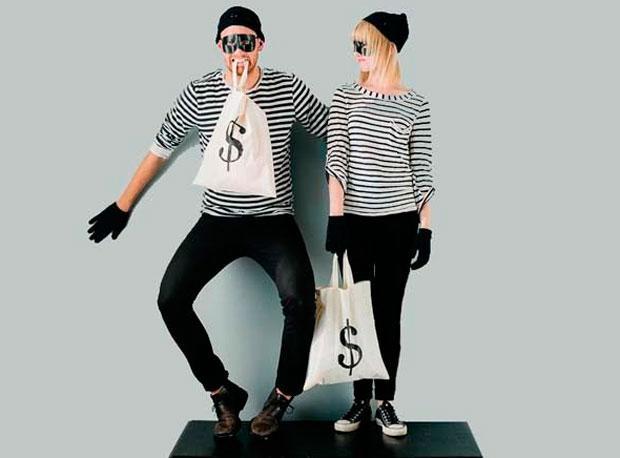 disfraz de ladrón