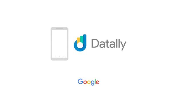 Datally, para ahorrar datos móviles.