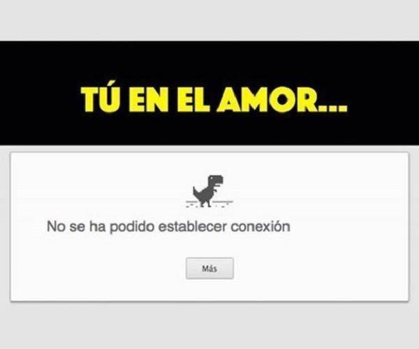 Error en el amor