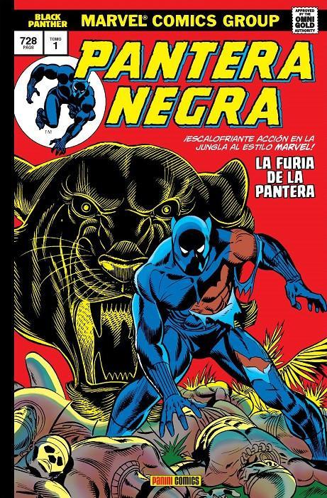 Black Panther: Cómics recomendados de pantera negra