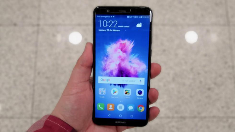 P Smart de Huawei