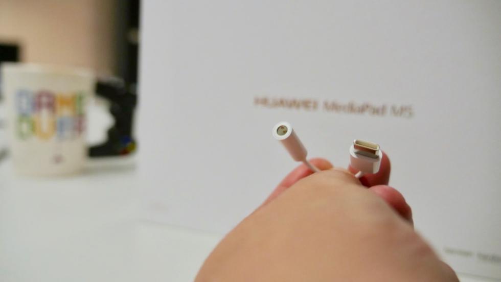 MediPad M5 10 Diseño