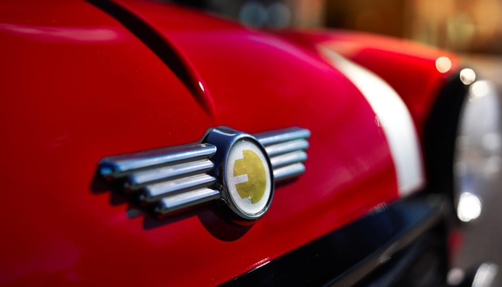 Mini de 1959 eléctrico