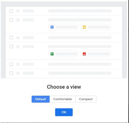 Así quedará Gmail con el nuevo rediseño de 2018