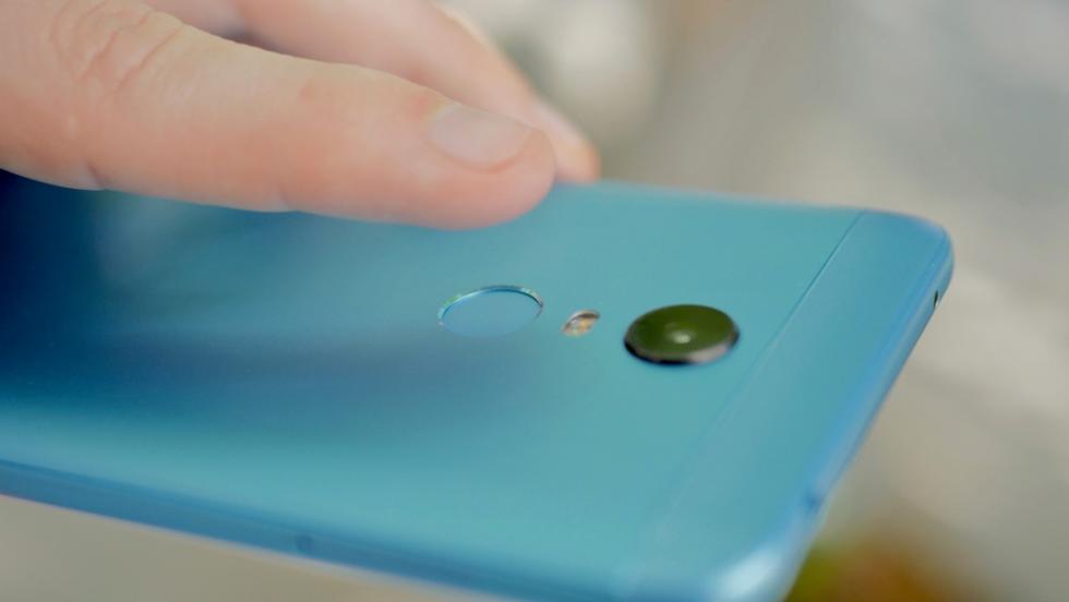 Diseño del Xiaomi Redmi 5 Plus