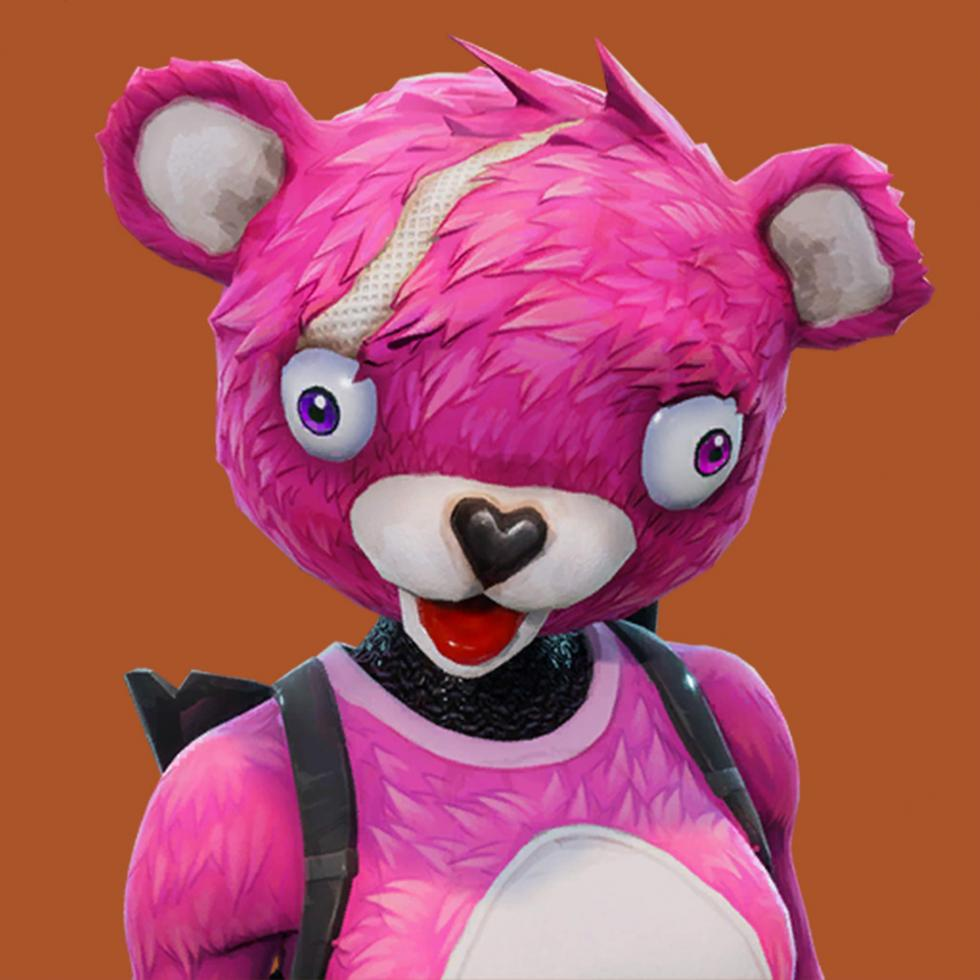 Skins de Fortnite - Cuddle Team Leader
