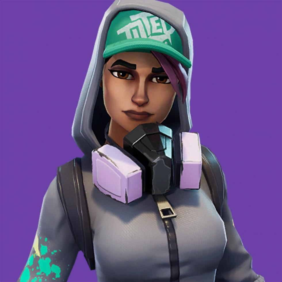 Skins de Fortnite - Teknique