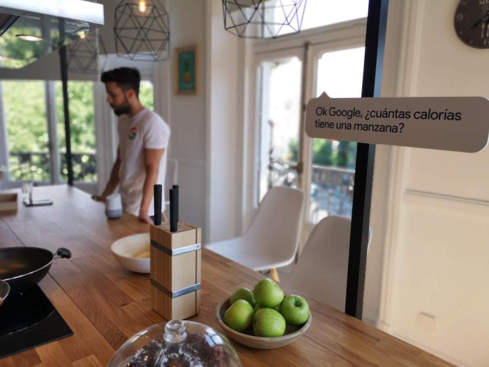 Google Home y Home Mini
