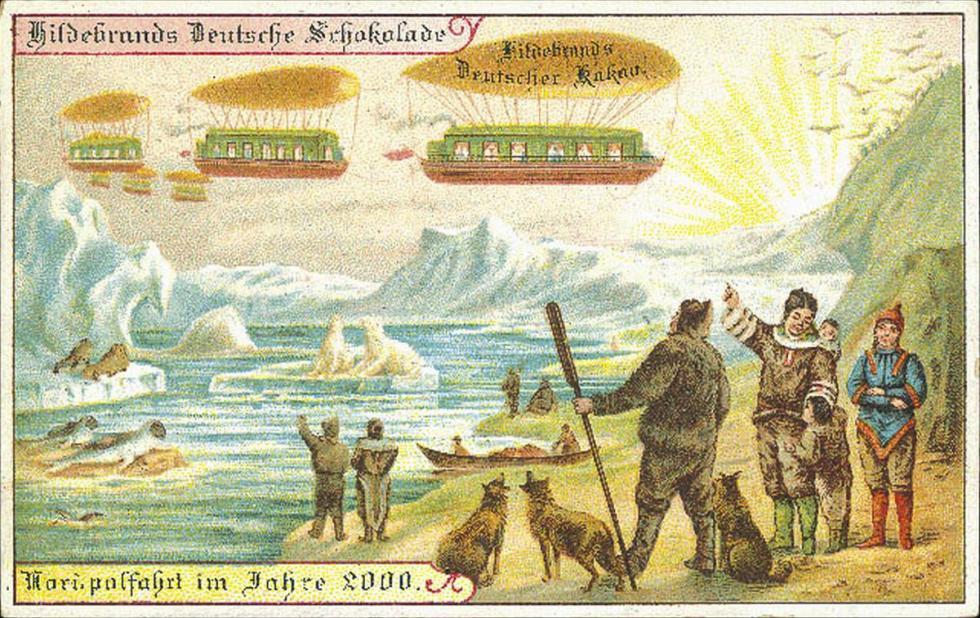 1900 prediciendo el futuro