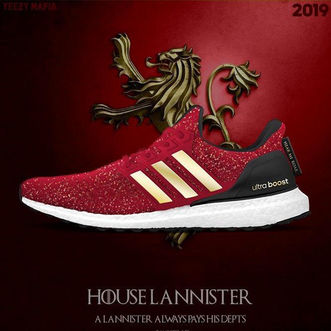 Adidas Lannister