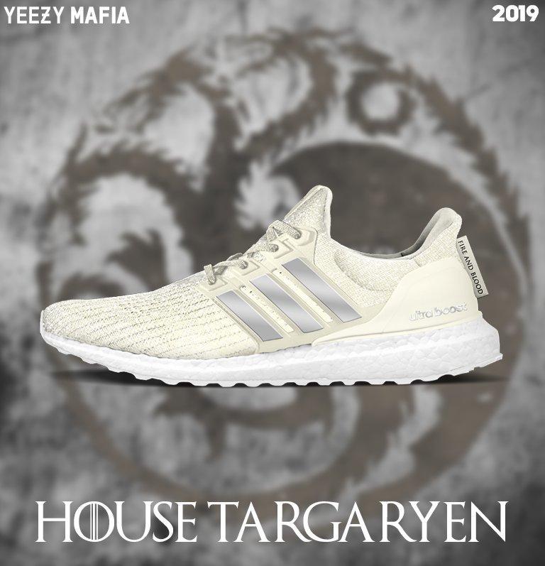 Adidas Targaryen